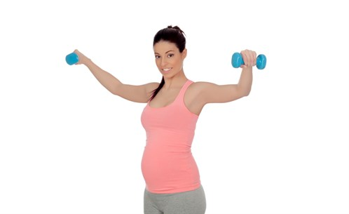 Exercise during pregnancy 4