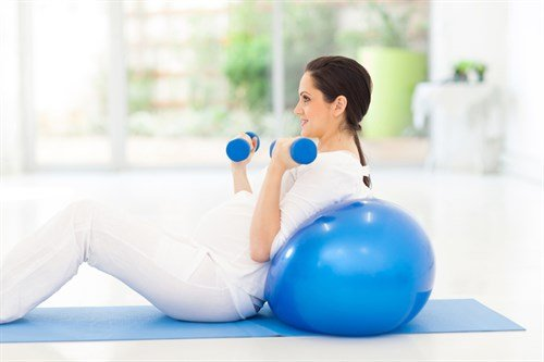Exercise during pregnancy 5