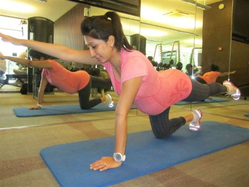 Exercise during pregnancy 8