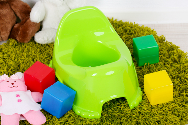 Take the terror out of toilet training