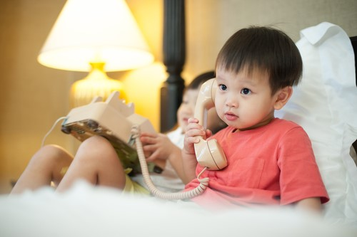 Boosting your baby's language development