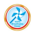 100% Breathable Cover